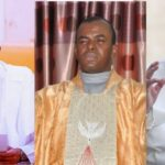 """Calling on Buhari to resign is ungodly"" – APC replies Fr. Mbaka, threatens to report him to Pope Francis"