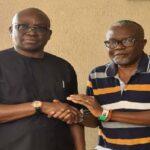 Ekiti 2022: Bisi Kolawole Appoints Lere Olayinka Gov'ship Campaign Spokesperson