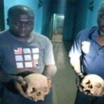 Two Arrested With Human Skulls In Kaduna Cemetery