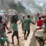 One Feared Dead As Okada Riders, NURTW Members Clash In Iyana-Iba-Ojo axis of Lagos