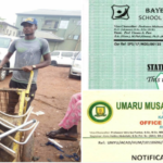 Master's Degree Holder Reveals Why He Became A Scavenger In Lagos (photos)