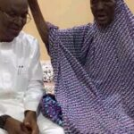 Outrage As Gov El-Rufai Receives Mother's Blessings For 'Doing Good In Kaduna'