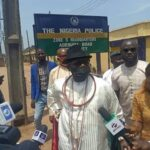 Olu of Warri succession: Police grill Ologbotsere over palace invasion, missing crown