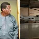Adeboye's Helicopter Suspended From Flying