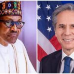 Details Of What Buhari Discussed With US Secretary Of State, Blinken (Full Details)