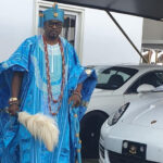 The Olu Of Kemta, Oba Adetokunbo Tejuoso has been arrested by the Ogun State Police Command.