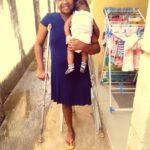 PHOTOS: Nigerian Man Batters Amputee Nursing Wife, Sends Her And Baby Away