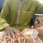 Nigerian Man Who Supplies Guns To Bandits Reveals How Much He Sells Them (Video & Photos)