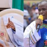 Breaking: Fr Mbaka Allegedly Asks Buhari For Contracts But Get Snubbed