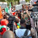 Strike: Thugs disrupt NLC rally in Kaduna