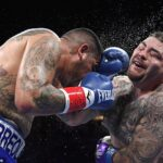 Andy Ruiz survives knockdown to beat Arreola in comeback fight