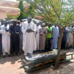 6-year-old boy killed by abductors after ransom payment laid to rest in Kaduna (photos)