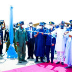 PHOTOS: Nigerian Air Force Inducts Three JF-17 Multi-Role Thunder Aircraft