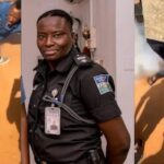 Revealed!! Face Of Female Officer Who Shot Sowore In Abuja