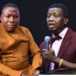 Sunday Igboho Mocks Adeboye Over Son's Demise, Asks God To Kill Wives, Children Of Anti-Yoruba Nation Leaders