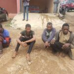 Four Kidnappers Arrested By Ondo Amotekun