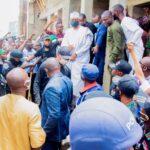 2023: Ex-Senate President, Saraki Donates N10m To Gambari Mosque In Ilorin (photos)