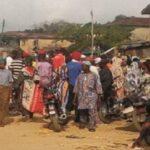 Buildings, cars destroyed as crisis rocks Ikare community