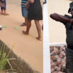 Photos: Slain Man Dumped In Gutter Is A Sergeant – Imo Police