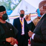 Photos: Osinbajo Represents Buhari At Museveni's Inauguration As Ugandan President