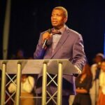 ICYMI: Pastor Adeboye makes first appearance after son's death