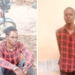 Graphic photos: Police arrest suspected ritualist with fresh human head and hands in Kwara, recover body of victim