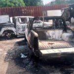 Gunmen Attack Police Divisional Station, Anambra INEC Headquarter
