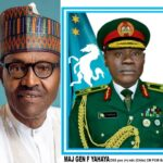 25 Generals May Go As Buhari Appoints Farouq Yahaya New Army Chief