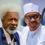 Buhari's Failing Govt Can't Unite Nigeria – Soyinka