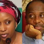 Amaechi Lied, I Didn't Disobey Court Order On Intels – Hadiza Usman