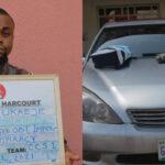 EFCC arrests human organs trafficker in Port Harcourt (photos)