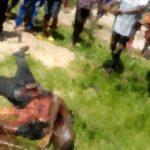 BREAKING: Suicide bomber dies after detonating vest in Ebonyi (PHOTOS & VIDEO)