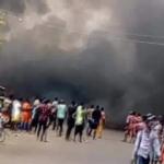 BREAKING: Two dead as explosion rocks Obasanjo's library in Abeokuta