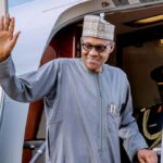 President Buhari Jets Out Of Nigeria For France