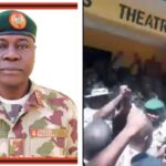 COAS: Soldiers Celebrate Appointment Of Gen Yahaya Farouk (Video)
