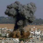 Hamas / Israel Escalation: Rockets Rain Towards Tel Aviv, 28 Palestinians killed In Gaza