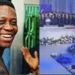 Pastor Adeboye's son, Dare, laid to rest (photos)