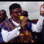 Biafra/Oduduwa: Nnamdi Kanu Reveals Solution To Nigeria's Problem