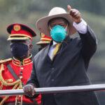 Photos: Museveni Sworn In As Ugandan President For The Sixth Term