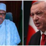 Israel: Turkey President Erdogan Phones Buhari, Wants Nigeria To Back Palestine