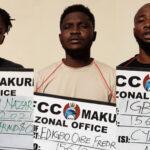Three Yahoo Boys Arrested In Makurdi