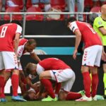 Euro 2020: Tears As Denmark's Christian Eriksen Collapses On Pitch