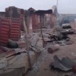 Photos & Videos: Igangan Boils Again, '20 Killed, Palace, Petrol Station Burnt'