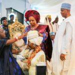 Photos: Oniru Lawal Honours Toyin Saraki, Others At First Coronation Anniversary