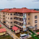 Photos: Sanwo-olu Commissions 100-bed Maternal And Child Centre In Epe