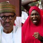 IPOB: Aisha Yesufu describes Buhari's threat as 'terrorist comment', blasts S/East govs