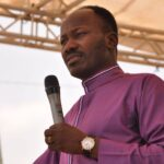 Apostle Suleman Sends Strong Message To Nigerian Men Who Beats Women