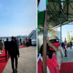 Buhari Arrives Lagos To Commission Projects (photos)