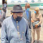 ECOWAS: Goodluck Jonathan Lands In Mali