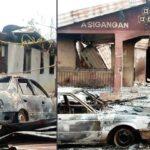 Oyo Killings: Amotekun Reacts To Igangan Attack (photos)